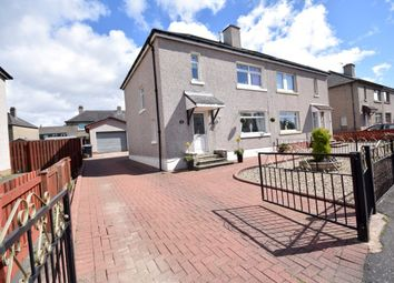 Thumbnail 3 bed semi-detached house for sale in Thrashbush Avenue, Wishaw