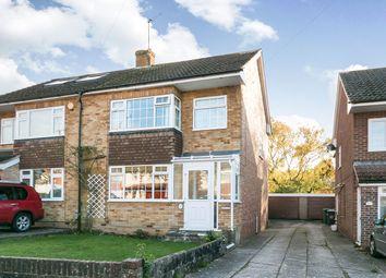 Thumbnail 3 bedroom semi-detached house for sale in Morley Road, Basingstoke