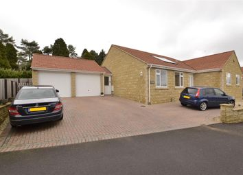 Thumbnail 4 bedroom detached bungalow for sale in Huddox Hill, Peasedown St. John, Bath, Somerset
