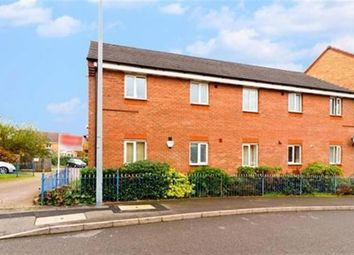Thumbnail 2 bed flat for sale in Manifold Way, Wednesbury