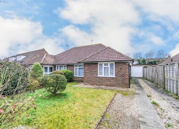 Thumbnail 3 bedroom semi-detached bungalow for sale in Belgrave Crescent, Chichester