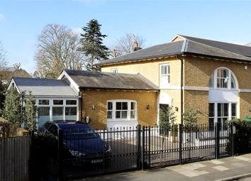 Thumbnail 4 bed detached house for sale in Clifton Road, Wimbledon Village