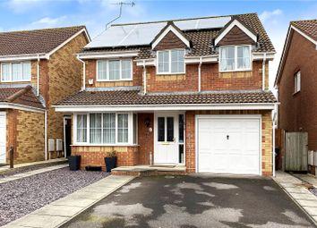 Linnet Close, Littlehampton, West Sussex BN17. 4 bed detached house for sale