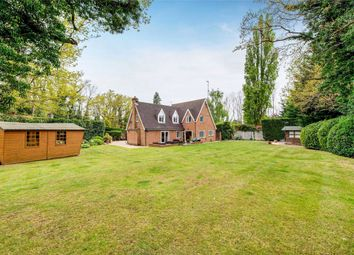 Thumbnail 4 bed detached house for sale in Little Oaks, Lye Lane, Bricket Wood, Herts