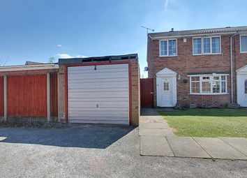 Thumbnail 3 bed semi-detached house for sale in Stranraer Close, Mansfield Woodhouse, Mansfield