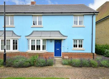 Thumbnail 3 bed semi-detached house for sale in Meadow Park Phase 1, Braintree