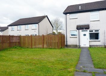 Thumbnail 1 bed terraced house for sale in Manse View, Newarthill, Motherwell