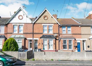 Thumbnail 2 bed terraced house for sale in St. Marys Road, Clacton-On-Sea