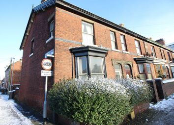 Thumbnail 2 bedroom terraced house for sale in Ashbourne Road, Leek, Staffordshire
