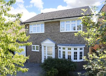 Thumbnail 4 bed detached house for sale in Woodplace Lane, Coulsdon
