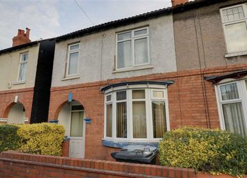 Thumbnail 3 bed end terrace house for sale in Minshull New Road, Crewe