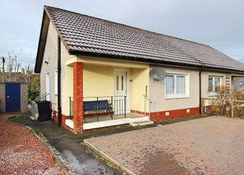 1 bed semi-detached bungalow for sale in Braeside Terrace, Kirkmuirhill ML11