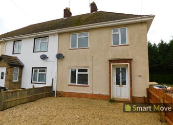 Thumbnail 3 bed end terrace house for sale in Little Close, Eye, Peterborough