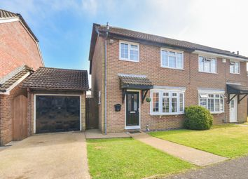 Thumbnail 3 bed semi-detached house for sale in The Meade, Hawkinge, Folkestone