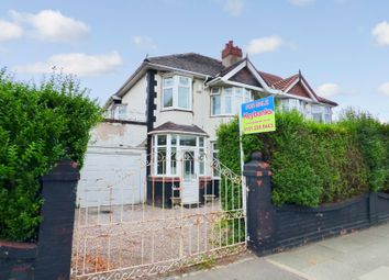 Thumbnail 3 bed semi-detached house for sale in Eaton Road, Liverpool
