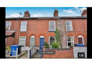 Thumbnail 3 bed terraced house to rent in Livingstone Street, Norwich