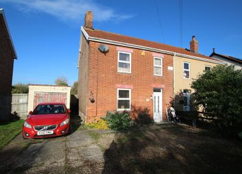 Thumbnail 3 bed semi-detached house for sale in Whitehouse Lane, Attleborough