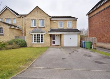 Thumbnail 4 bed detached house for sale in Kings Stand, Berry Hill, Mansfield