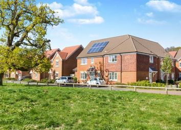 Thumbnail 2 bed flat for sale in Sarisbury Green, Southampton, Hampshire