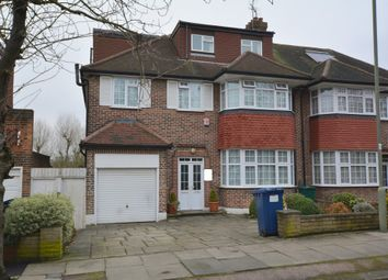 Thumbnail 6 bedroom semi-detached house for sale in Talbot Crescent, London
