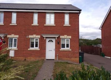 Thumbnail 3 bed end terrace house for sale in Clos Llewellyn, Taffs Well, Cardiff