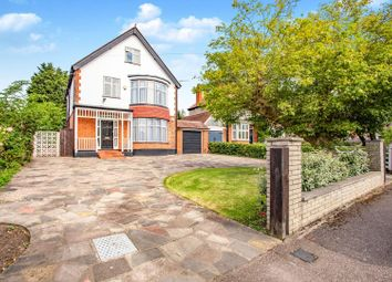 Thumbnail 4 bed detached house for sale in Bridle Road, Pinner