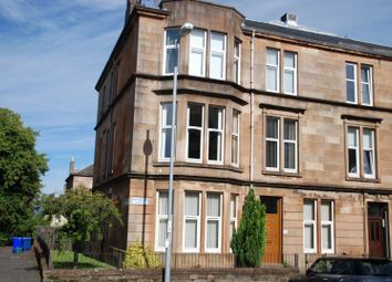 Thumbnail 3 bed flat to rent in Brisbane Street, Greenock