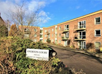 Thumbnail 2 bed flat for sale in Overton Court, Overton Park Road
