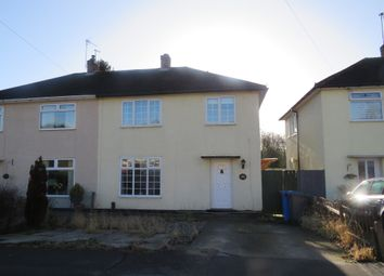 Thumbnail 3 bedroom semi-detached house for sale in Greenwich Drive South, Kingsway, Derby