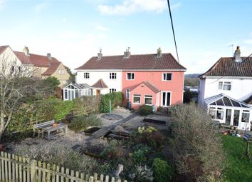 Thumbnail 2 bed semi-detached house for sale in Clevedon Road, Portishead, Bristol