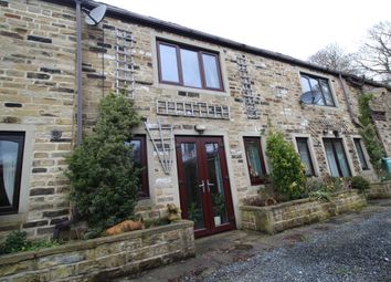 Thumbnail 3 bed terraced house for sale in The Steps, Sowerby Bridge