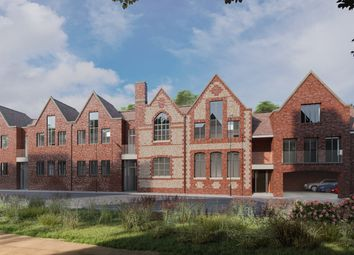 Thumbnail 1 bed flat for sale in Caxton House, Ham Road, Shoreham-By-Sea West Sussex