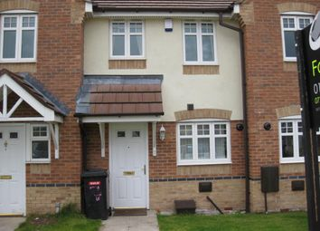 Thumbnail 2 bed town house to rent in Darwen Drive, Platt Bridge, Wigan