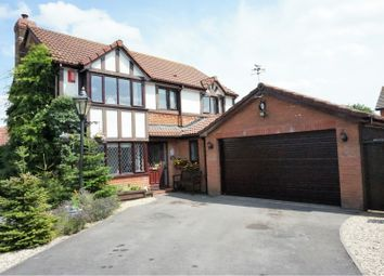 4 bed detached house for sale in Toms Close, Chard TA20