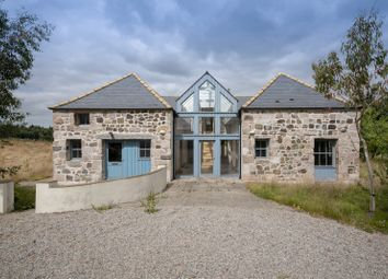 Thumbnail 5 bed detached house for sale in Logie Estate, Pitcaple, Inverurie