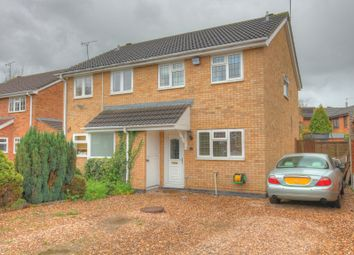 Thumbnail 3 bedroom semi-detached house for sale in Thorney Road, Coventry