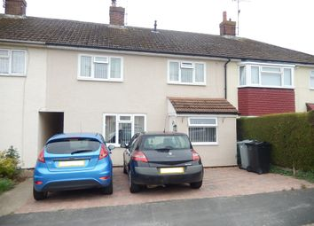 Thumbnail 3 bed terraced house for sale in Edinburgh Crescent, Bourne