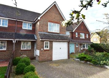 Thumbnail 3 bed terraced house to rent in Hornchurch Close, Kingston Upon Thames