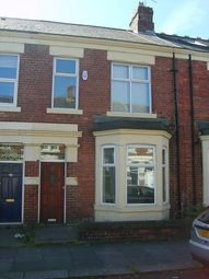 Thumbnail 4 bed shared accommodation to rent in Cheltenham Terrace, Newcastle Upon Tyne
