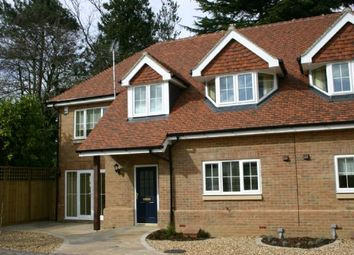 Thumbnail 4 bed semi-detached house to rent in Baring Road, Beaconsfield