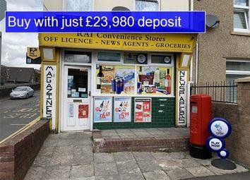 Thumbnail Retail premises for sale in Cwm Cottage Road, Abertillery