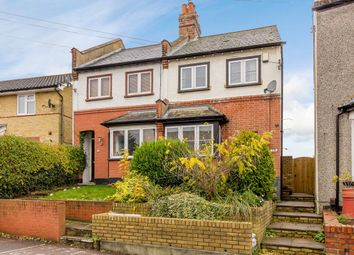 Thumbnail 2 bed semi-detached house for sale in Guy Road, Wallington, London