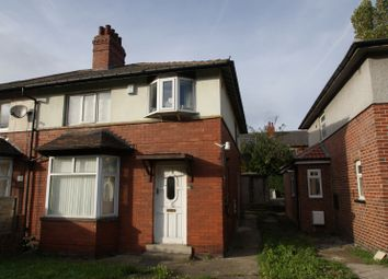 Thumbnail 3 bedroom semi-detached house to rent in Brudenell Road, Hyde Park, Leeds
