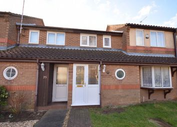 Thumbnail 1 bed terraced house for sale in St. Nicholas Close, Boston, Lincs