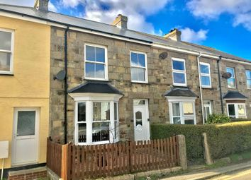 Thumbnail 3 bed terraced house for sale in Rose Hill, Redruth