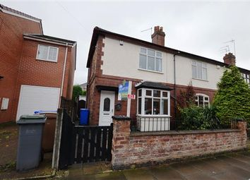 Thumbnail 2 bedroom town house for sale in Stanley Road, Hartshill, Stoke-On-Trent