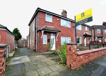Thumbnail 3 bed semi-detached house for sale in Ashley Crescent, Swinton, Manchester