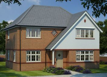 Thumbnail 4 bed detached house for sale in Glenwood Park, Old Bideford Road, Barnstaple, Devon
