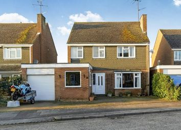 Thumbnail 4 bedroom detached house for sale in Beeby Way, Carlton, Bedford, Bedfordshire
