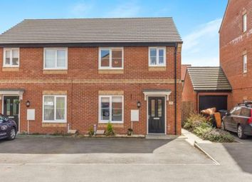 Thumbnail 3 bed semi-detached house for sale in Rosebud Way, Colburn, Catterick Garrison, North Yorkshire